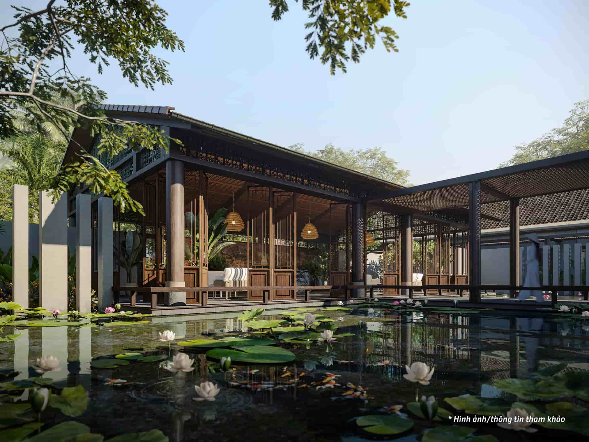 tinh hoa kiến trúc park hyatt phu quoc residences