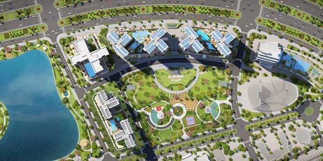 tổng quan dự án shophouse eco green sài gòn quận 7